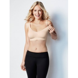Bravado Body Silk Seamless Nursing Bra latte