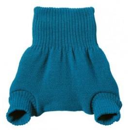 Disana Woollen Overpants blue