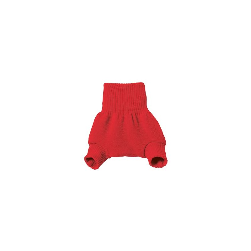 Disana Red Woollen Overpants