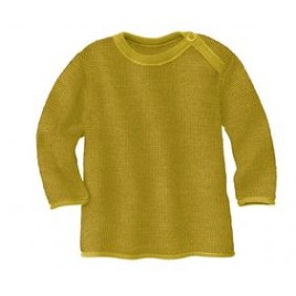 Disana Curry-Gold Melange Jumper