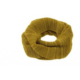 Disana Curry-Gold Loop Scarf