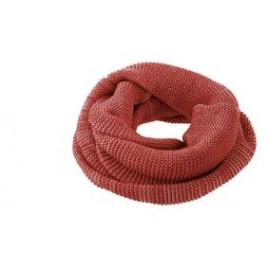 Disana Loop Scarf bordeaux-rose