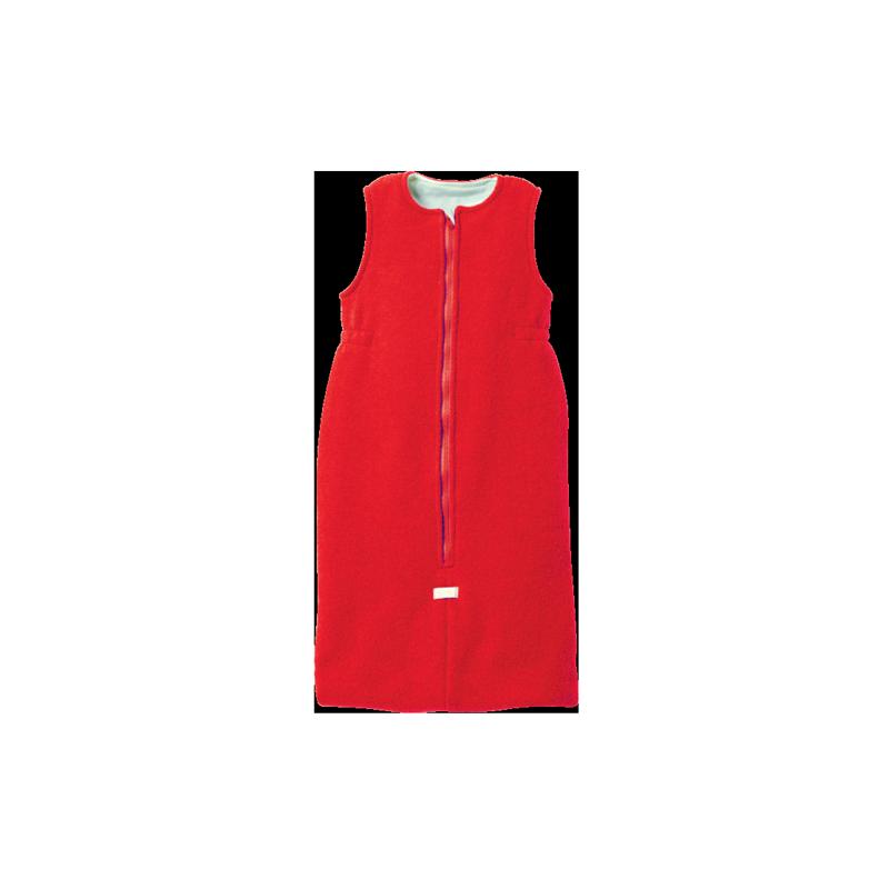 Disana Red Boiled Wool Sleeping Bag