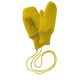 Disana Curry Boiled Wool Gloves