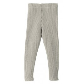 Disana Knitted Leggings grey