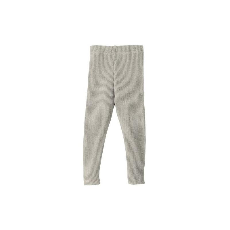 Disana Grey Knitted Leggings