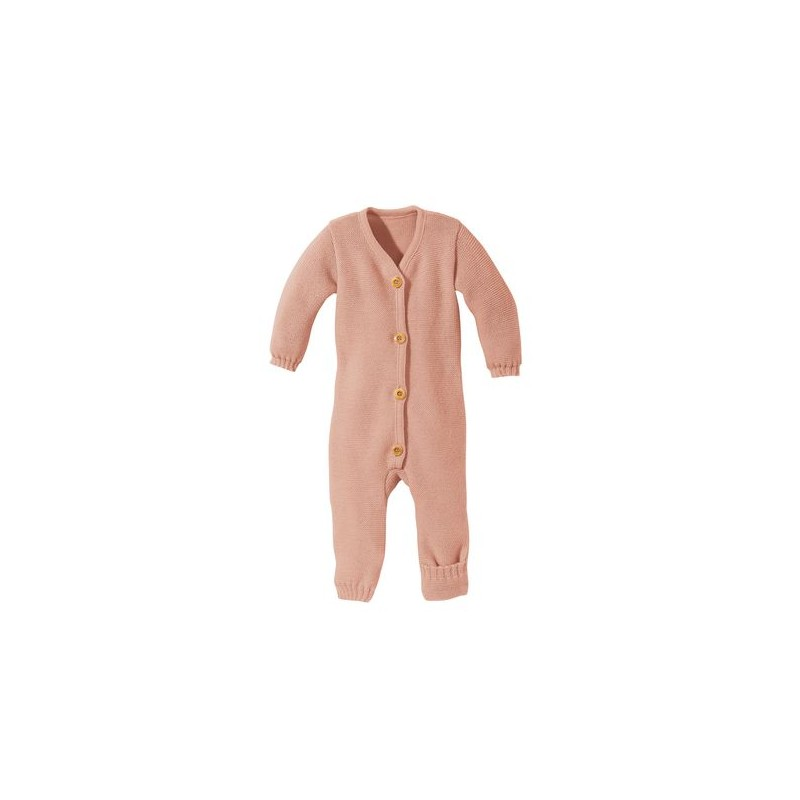 Disana Rosé Knitted Overall