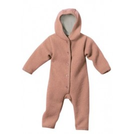 Disana Rosé Boiled Wool Overall