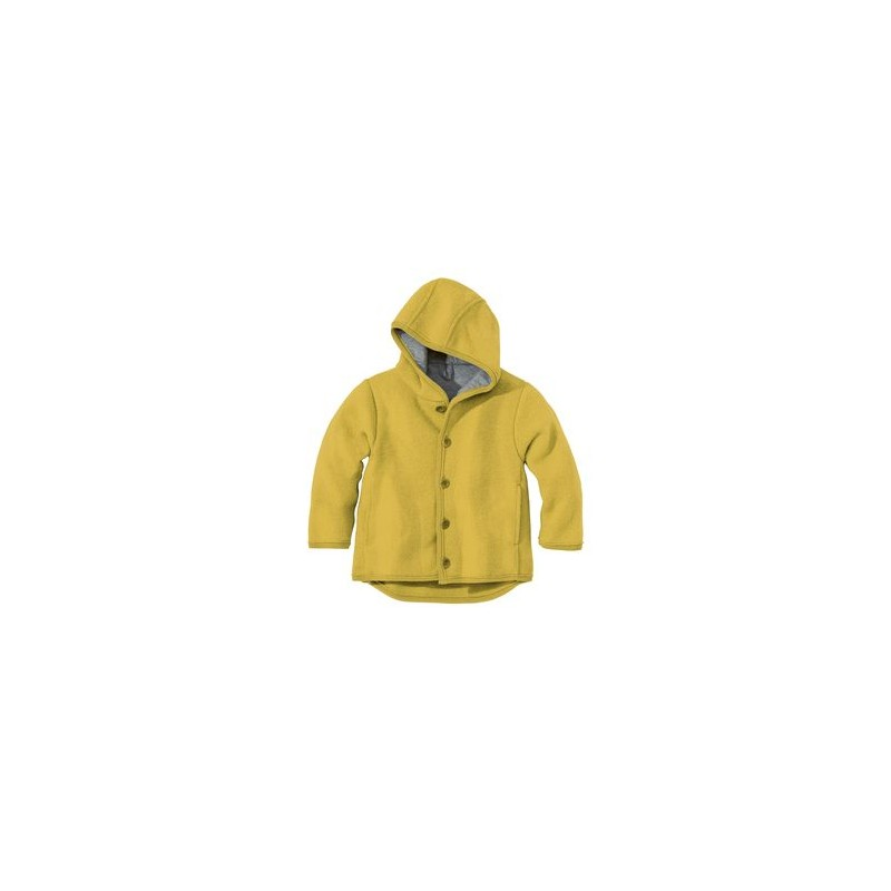 Disana Curry Boiled Wool Jacket
