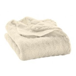 Disana Natural Knitted Woollen Baby Blanket