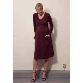 Boob Charlotte Dress Plum