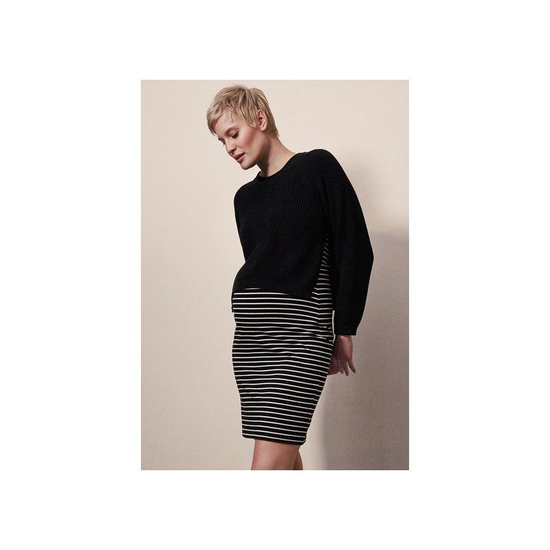 Boob Nina knit sweater Black