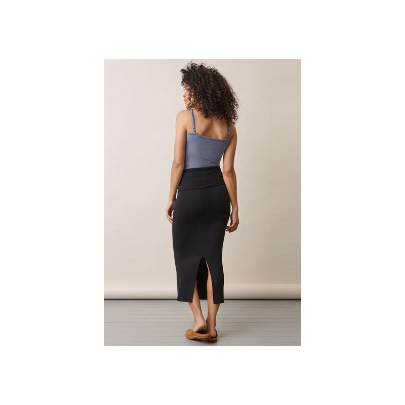 Boob Oono Long Skirt black
