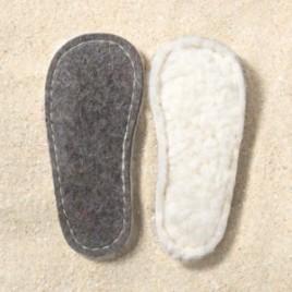 Pololo Soft Wollfleece Einlage tot maat 32/33 Valonea