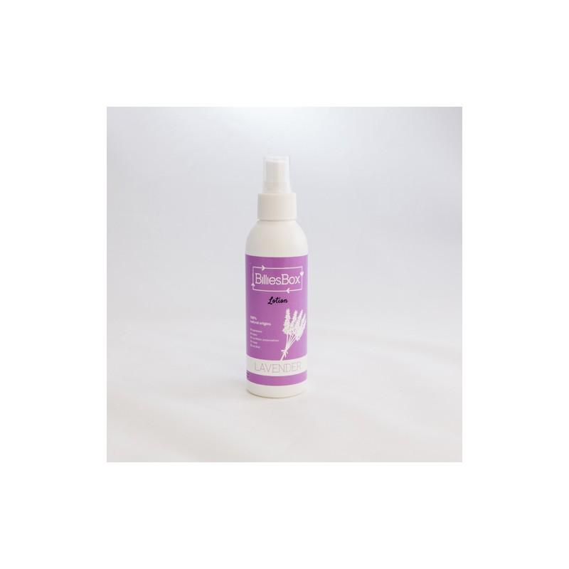 BilliesBox Lotion  Lavender