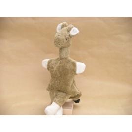 Kallisto Giraffe Handpuppe