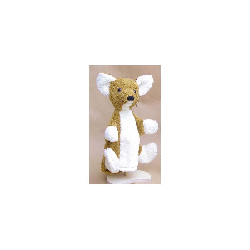 Kallisto Fuchs Handpuppe