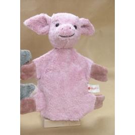 Kallisto Schwein Handpuppe