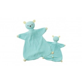 Peppa Indy Organic  baby blue/yellow