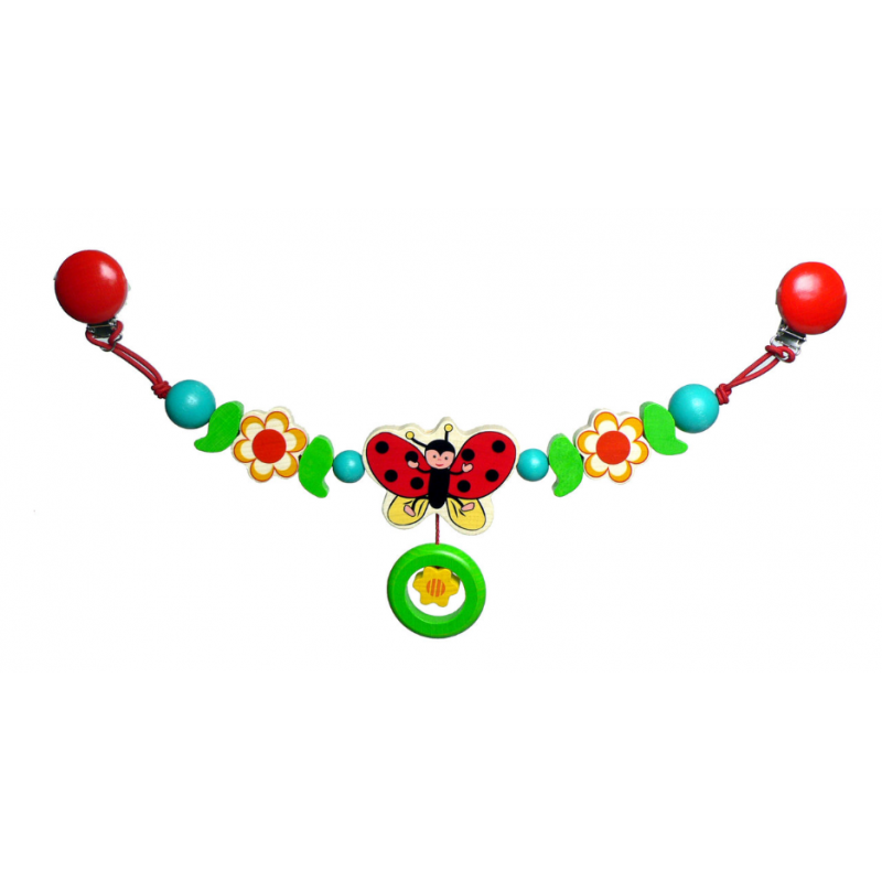 Hess Wagenketting Ladybird