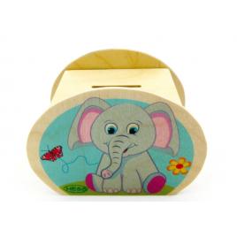 Hess Spardose Elefant
