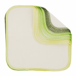 Imse Vimse Washable & Reusable Wipes Forest