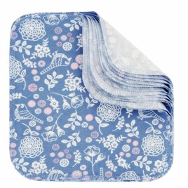 Imse Vimse Washable & Reusable Wipes Garden