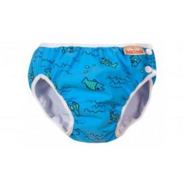 Imse Vimse Swim Diaper Turquoise Fish