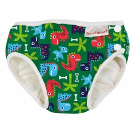 Imse Vimse Swim Diaper Green Dino