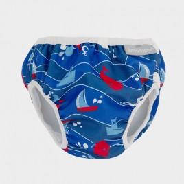 Imse Vimse Swim Diaper Blue Deep