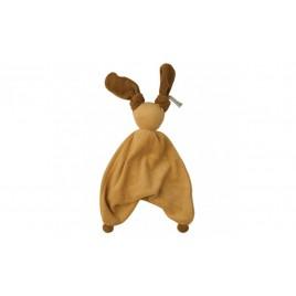 Hoppa Floppy organic stone/brown