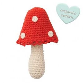 Hoppa Crochet Ratte Mushroom