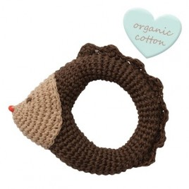 Hoppa Crochet Ratte Hedgehog