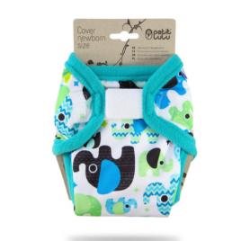 Petit Lulu Newborn Cover Baby Elephant