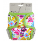 Petit Lulu One Size Cover (Snaps) Happy Owls