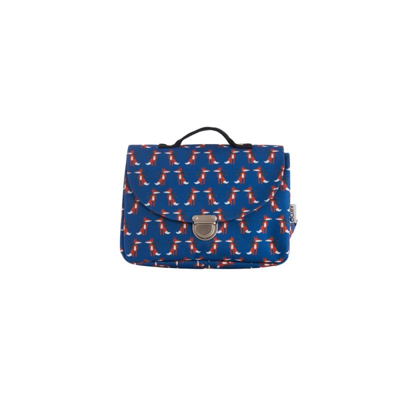 Aikoo Schoolbag Small Winterfox