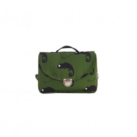 Aikoo Schoolbag Small Chameleon