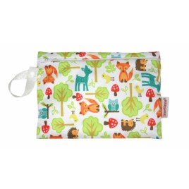 Imse Vimse Mini Wet Bag 20x15cm Woodland