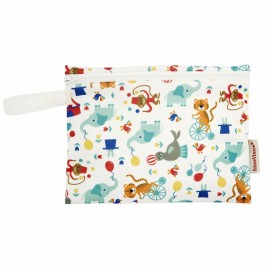 Imse Vimse Mini Wet Bag 20x15cm Circus