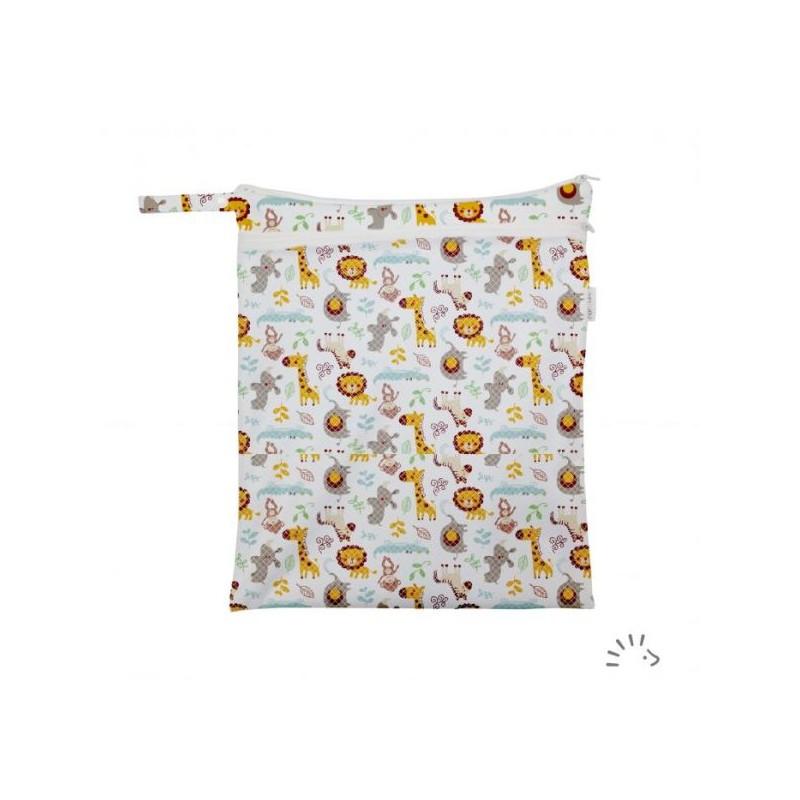 Popolini Nappy Bag with mesh Pocket '20 wildlife