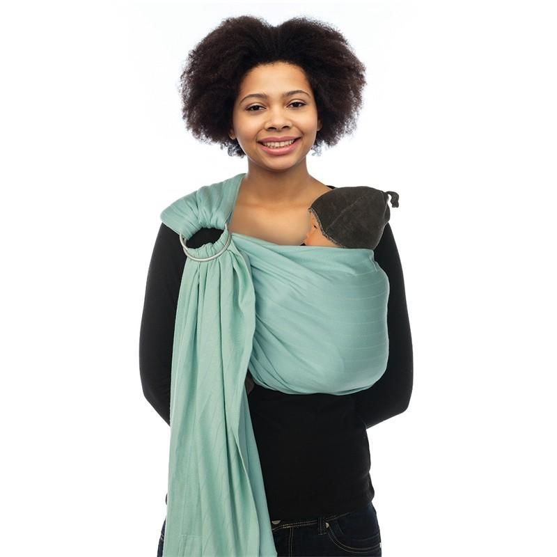 Babylonia BB sling Padded Chrystal Blue