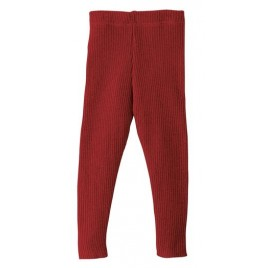 Disana Knitted Leggings Bordeaux
