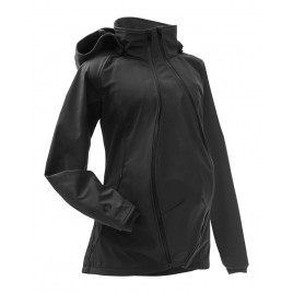 Mamalila Softshell Babywearing Jacket black