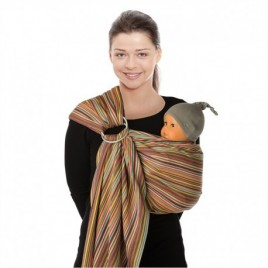 Babylonia BB sling Padded pineapple