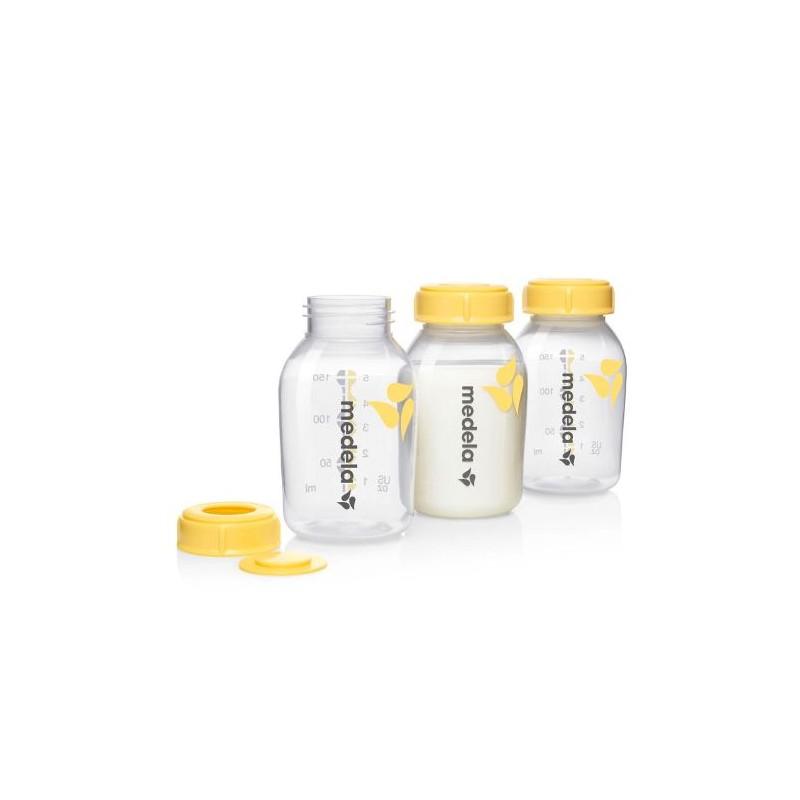 Medela 3-set Moedermelkflesjes 150ml