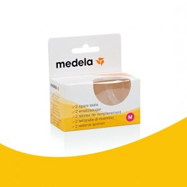 Medela Spenen Medium Flow 2st