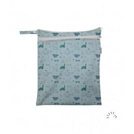 Popolini Dino Nappy Baf with mesh Pocket '20 Dino