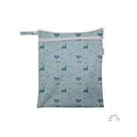 Popolini Dino Nappy Baf with mesh Pocket '20 Dino