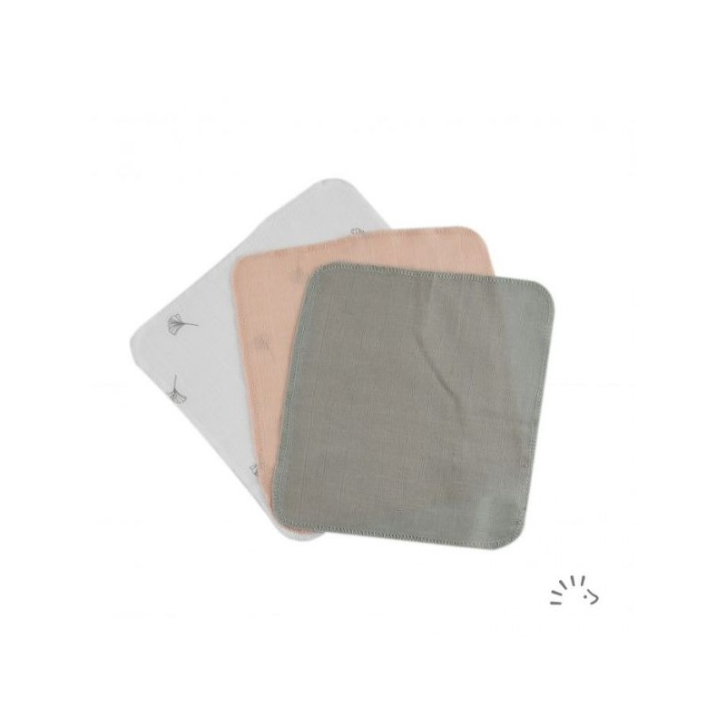 Popolini Cleaning Wipes Soft Ginko