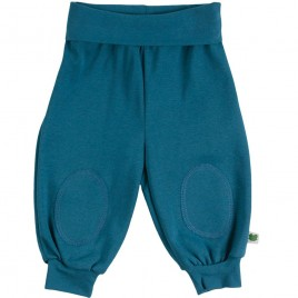 Green Cotton Alfa Pants dream teal